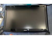 BARGAIN Samsung 40 inch LCD TV - In great condition - £100