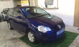 2005 VOLKSWAGEN POLO 1.4, AUTOMATIC, 3DOOR, HATCHBACK, SERVICE HISTORY, DRIVES LIKE NEW, NICE CAR