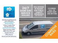MAN & VAN HIRE, 2 MEN AVAILABLE , CHORLTON, DIDSBURY, CITY CENTRE, SALFORD ,STUDENTS ,LONG DISTANCE.