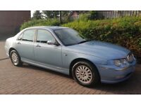 ROVER 75 * 2.0L * DIESEL * MOT TIL JULY 2019 * 2 KEEPERS * VERY GOOD CONDITION * QUICK SALE * £650 *