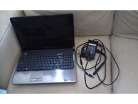 Dell Inspiron 1564 laptop Intel Core i3 processor with webcam and HDMI port
