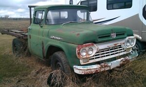 1959 Ford F-350