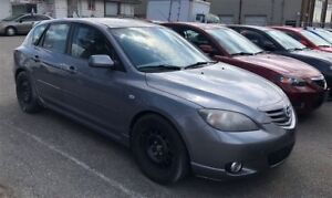 2005 Mazda MAZDA3 SPORT AUTO!LOADED!ROOF!FULLY CERTIFIED@NO EXTR
