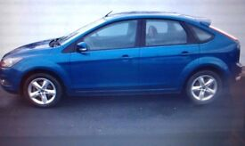Ford Focus Zetec 2009, Automatic & Manual, Petrol, ONLY 20,000 miles in Chatham
