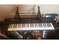 **VINTAGE CLASSIC SYNTH** 1988 ROLAND D-20 in very good condition