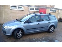2006 Ford Focus 1.8 Diesel Estate with MOT and Towbar