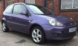 Ford Fiesta 1.2 16v, 06 plate Facelift model , 2 keys!