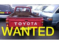 WANTED!!! TOYOTA HIANCE WANTED!!!!