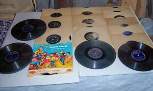 35 Old 78's Records**NEW PRICE**