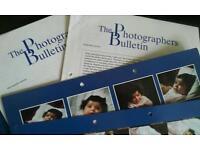 Photographer's Bulletin course