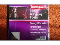 Self Adhesive Draught Excluder Stormguard
