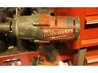 Impact driver Milwaukee m18 fuel 1/2 inch chiwf12