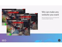 Skycloud Web Design - Get a professional Website for only £99 no hidden fees