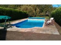 SHORT LET | Luxury 1 Bedroom Cottage | Crown Road | WHEATLEY | ref: 1911