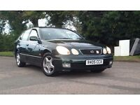 LEXUS GS300 AUTO R REG MOTED LOOKS AND DRIVES PERFECT NEEDS TO GO TODAY QUICK SALE