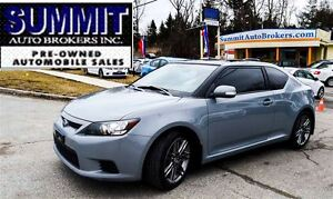 2012 Scion tC BASE | AUTO | PANO ROOF | BLUETOOTH |  POWER WINDO