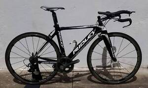 Ridley Dean RS. S. Dura Ace 9000 11s. RS81 Carbon Clinchers. Dulwich Hill Marrickville Area Preview