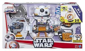 New Playskool Heroes Star Wars Galactic Heroes BB-8 Adventure Base, PICKUP ONLY - DI5