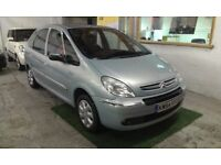 2005 CITROEN XSARA PICASSO 1.6 HDI DIESEL, 5DOOR, SERVICE HISTORY, HPI CLEAR, DRIVES LIKE NEW