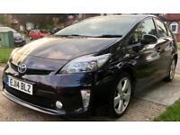 """£10700 - 2014 """"14"""" Toyota Prius UK Model Hybrid """"T Spirit"""" + Sat Nav + Hpi Clear + Fsh"""
