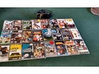 PSP and games and films