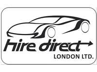 PCO Car Hire service £80 p/w TOYOTA PRIUS Honda Insight Hybrid PCO Licensed Cheapest