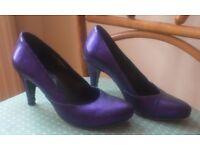 Shoes by Billtornade, Paris (size 4)