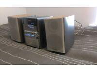 Pansonic SA-PM28 Bi-Amp Stereo System