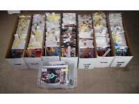 Massive Job Lot 1300+, 8 Boxes Comics Nearly Mint Marvel DC Panini X-men Avengers Captain America