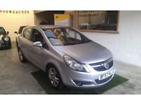 2007 VAUXHALL CORSA 1.3 CDTi SXI DIESEL, 5DOOR HATCHBACK,SERVICE HISTORY DRIVES VERY NICE, HPI CLEAR