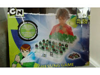 NEW BEN 10 ULTIMATE ALIEN GUESSING GAME CARTOON NETWORK KIDS CHILDREN TOYS
