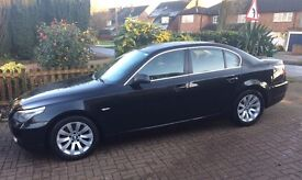 BMW 5 Series 520d Facelift Model Business Edition Full Extra