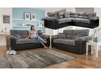 Black friday sofa sale week dfs heidi corner or 3+2 special price free storage pouffe