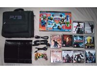 PS3 Playstation 3 60gb C model backwards compatible with games and extras!!!!!