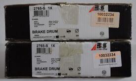 Brake drum for VW, Audi, Skoda, Seat