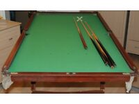 6Ft snooker table for Sale with accessories