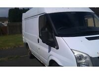 ford transit high roof van