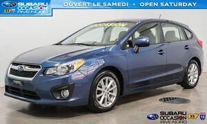 2013 Subaru Impreza Touring CERTIFIÉ+MAGS+BLUETOOTH