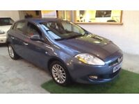 2009 FIAT BRAVO 1.4 DYNAMIC 5DOOR, HATCHBACK, FULL SERVICE HISTORY, HPI CLEAR CLEAN LIKE NEW