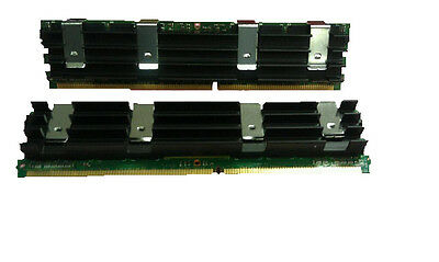 NEW 4GB(2GB X2) Apple Mac Pro Memory ECC Fully Buffered DDR2 667 FBDIMM - Fully Buffered Ecc Apple