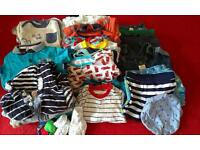 Baby boy's clothes 6-9 months