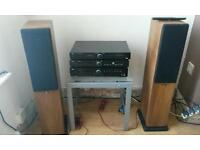 TIB Stereo w/ 400w Speakers