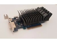 Asus Nvidia GeForce GT 630 Silent Graphics Card (1GB GDDR3, PCI Express 2.0, HDMI)