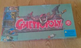 Brand new Ghettopoly board game