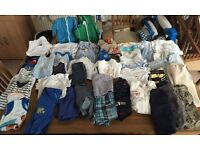 Baby boy clothes 0-3 months £10 the lot