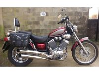 1998 Yamaha Virago XV535 XV 535 Fresh 12 Month Mot - Free Delivery available