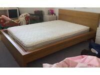 Ikea double bed SULTAN LIEN