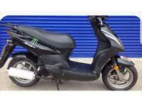 Sym 50cc 2014 sale or swap for 125 geared