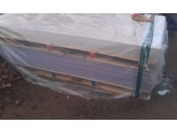 plasterboard 12,5 mm sheets light damage