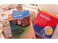 Portugal Guide book and maps